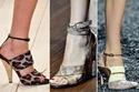 أحذية بنقوش الحيوانات