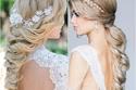 اتجاهات الموضة في تسريحات عروس 2015