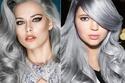صور صيحة الشعر الرمادي تجتاح العالم