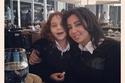 صور الإعلامية رابعة الزيات بإطلالات متطابقة مع ابنتها كنز