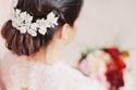 صور تسريحات لتستوحي منها تسريحة زفافك