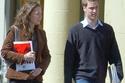 صورة الثنائي كيت ميدلتون والأمير ويليام في الجامعة عام 2003