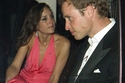 صورة الثنائي كيت ميدلتون والأمير ويليام في سهرة عام 2004