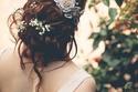 تسريحات شعر للعروس 2015  بلمسات رومانسية