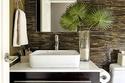 ديكورات مغاسل حمامات فاخرة وعصرية
