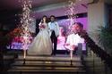 الصور الأولى من حفل زفاف شريف رمزي وريهام أيمن المفاجئ