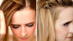 18 طريقة مبتكرة لتسريح الغرة ورفعها عن الوجه