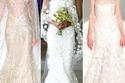 صور أجمل فساتين زفاف لمصممين عرب وعالميين خطفت أنفاس الحضور في عروض الأزياء
