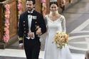 صور فستان زفاف عارضة الأزياء صوفيا هيلكفيست على الأمير كارل فيليب قمة في الفخامة والأناقة