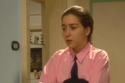 مي عز الدين في مسلسل أين قلبي عام 2002