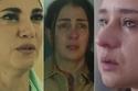 """صور غادة، نيللي ودرة يرفعن شعار """"البكاء وحده يكفي في رمضان"""" فأيهن الأكثر إقناعاً؟"""