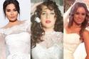 صور عروسات الدراما في رمضان 2015، من بدت الأجمل بفستان الزفاف؟