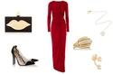 لوك اليوم: فستان سهرة فاخر لحضور حفل زفاف أو خطوبة في العيد
