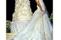 صور كعكات زفاف رائعة مزينة بالورود اختاري منها لزفاف مميز في الصيف