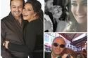 صور النجمات وأزواجهم في أكثر اللقطات الرومانسية عنوانها جنون الحب