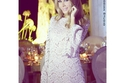 صور داليدا عياش تحتفل بعيد ميلاد زوجها رامي وتختار الدانتيل لإطلالاتها