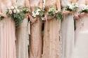 فساتين براقة رائعة لإشبينات العروس