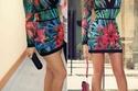 نادين نجيم وهيفاء وهبي بنفس الفستان من بالمان