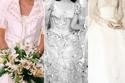 صور أجمل فساتين زفاف المشاهير التي تعتبر مصدر إلهام للعروس ومصممي الأزياء حتى اليوم