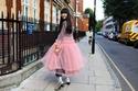 أزياء Street Style من أسبوع لندن للموضة