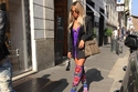 صور أزياء مايا دياب الإستثنائية من أسبوع ميلان للموضة