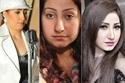 بين عمليات التجميل وفقدان الوزن.. شاهدوا صور المغنية الشعبية بوسي منذ بدايتها وحتى اليوم