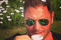 مشاهير يعشقون القهوة: تامر هجرس