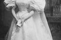 أول جدة ارتدت فستان الزفاف عام 1895