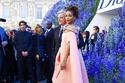 ريهانا في عرض أزياء ديور ضمن أسبوع باريس للموضة