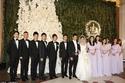 """صور زفاف فخم بكلفة هائلة لممثلة صينية ملقبة بـ""""كيم كارداشيان الصين"""""""