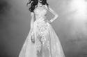 صور مجموعة فساتين الزفاف زهير مراد خريف 2016
