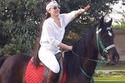 صور شريهان تمارس رياضة جديدة وجمهورها يخاف عليها من الحسد