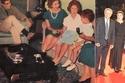 صور أول ظهور لعائلة فاتن حمامة وعمر الشريف معاً منذ سنوات