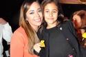 صور قسمت ابنة داليا البحيري أصغر عارضة أزياء مصرية على منصة العرض