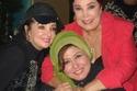 صور سهير رمزي تلجأ في حجابها إلى لفات حجاب وتوربان وقبعات مختلفة عن المتعارف عليه