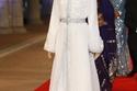 في المرتبة الثامنة حلت ملكة المغرب لالا سلمى