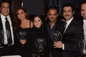 "صور نيللي كريم تشعل حفل ""دير جيست"" بفستان أسود قصير"