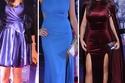 """بين الشقات الطويلة والفساتين القصيرة.. شاهدوا صور إطلالات النجمات في حفل توزيع جوائز """"دير جيست"""""""