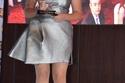 الفساتين القصيرة كانت خيار دنيا سمير غانم في عدة إطلالات عام 2015، أيها الأجمل؟