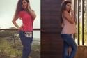 بالصور هل تجدون ميريام فارس قد اكتسبت وزناً بعد الحمل أم حافظت على رشاقتها شاهدوها قبل وبعد