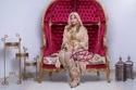 أفخم الأزياء التقليدية العُمانية من دار دارين لليلة الحنة والصباحية والملكة