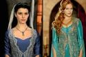 من استطاعت أن تكون السلطانة الأجمل في نظركم بيرين سات أم مريم أوزرلي؟ شاهدوا الصور واحكموا