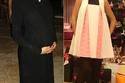بين ميريام فارس وريهام أيمن من بدت إطلالاتها أجمل في أواخر أيام حملها؟ شاهدوا الصور واحكموا