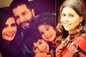 أجمل صور الممثلة الشابة رشا التقي مع زوجها وولديها شاهدوا ظرافة حفيديّ صباح الجزائري