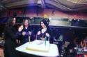 صور صافيناز تحتفل بعيد ميلادها