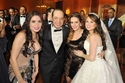 نجمات مصر بفساتين سهرة أنيقة في حفل زفاف نجل الفنان خالد زكي