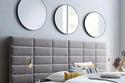 ديكورات غرف نوم 2021 باللون الرمادي وتصاميم عصرية