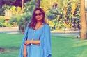 بيبي العبدالمحسن في عطلتها الصيفية