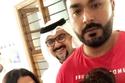 أبرار الكويتية مع مشاري البلام