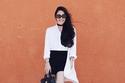 أزياء المدونة كارين وازن بخازي في خزانتك...